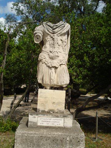Hadrian's Torso Agora