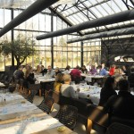 Dining Room at De Kas