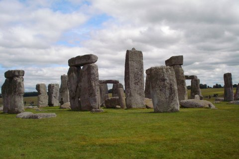 Stonehenge today