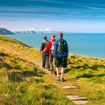 Three Great Walks on the Wales Coast Path