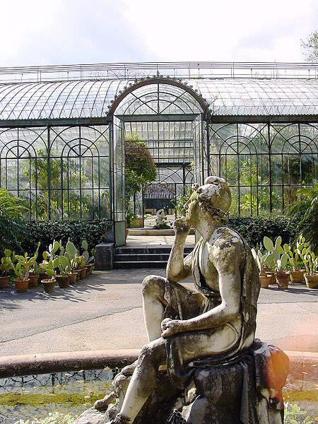 Orto Botanico Palermo - Nunzio Morello