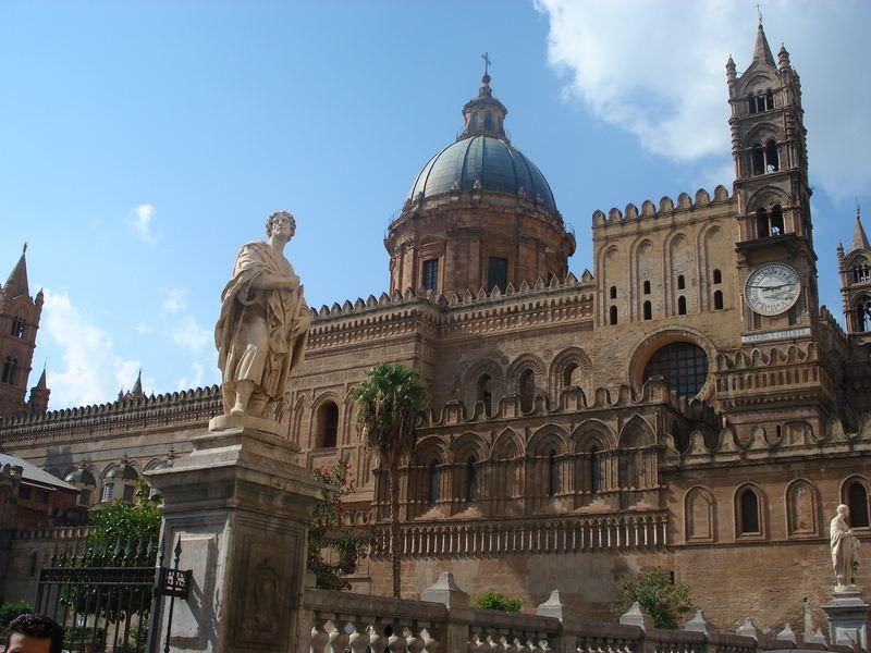 Palermo Cathedral - Giovanni Dall'Orto