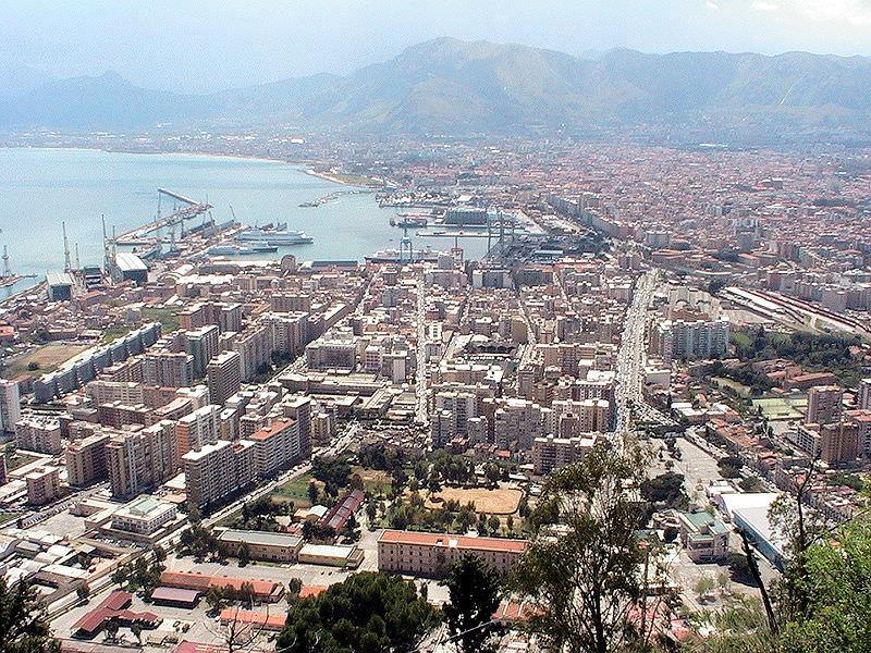 Palermo Panorama - Wikipedia