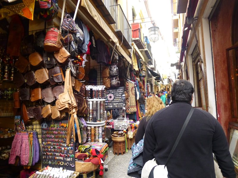 Albayzin market