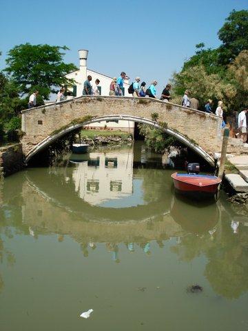 Devils Bridge on Torcello