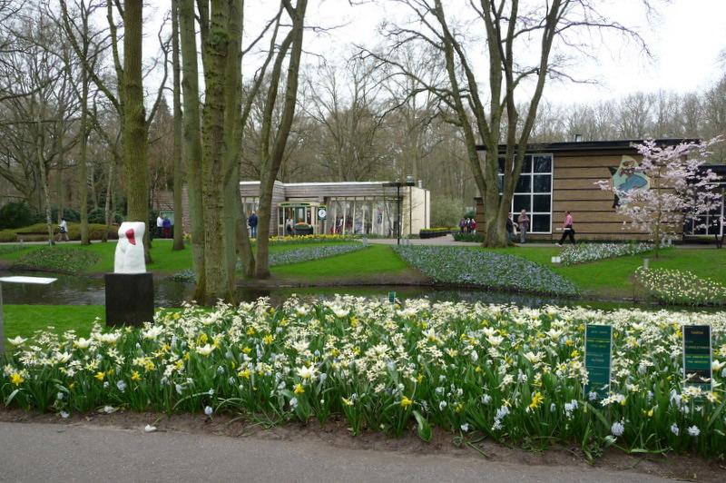 Pavilions at Keukenhof