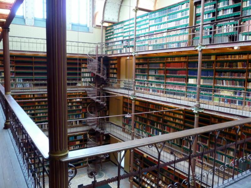 Rjiksmuseum Library