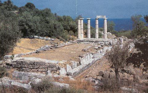 Samothraki Ruins