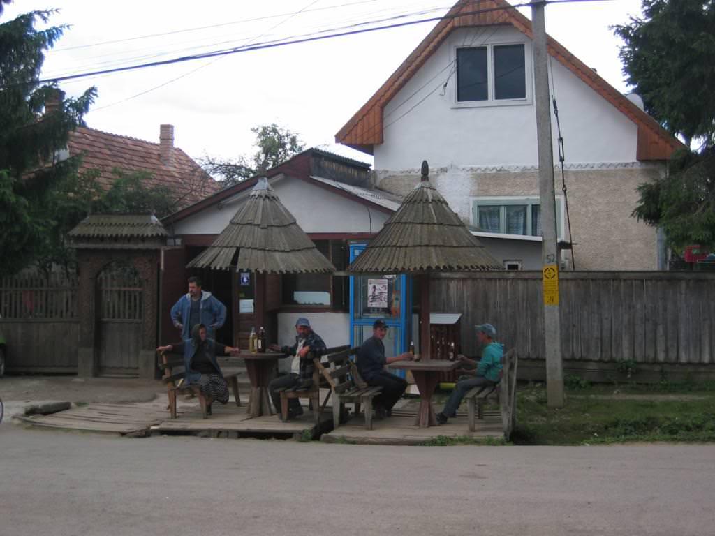 Transylvanian bar