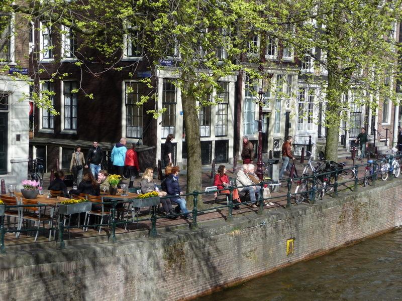 Jordaan area of Amsterdam