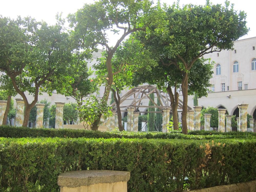 Santa Chiara Garden Plants