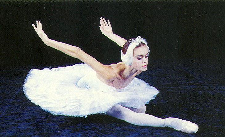 Uliana Lopatkina Photo: Valentin Baranovsky