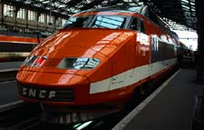 European Fast Train