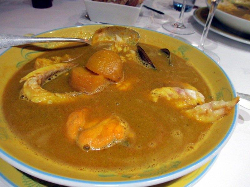 Full bouillabaisse