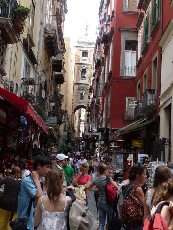 Naples Historic District