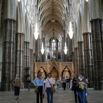 A Visit to the Coronation Church – Westminster Abbey