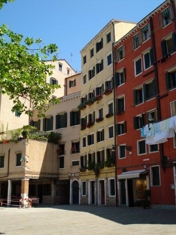 Venice Ghetto square