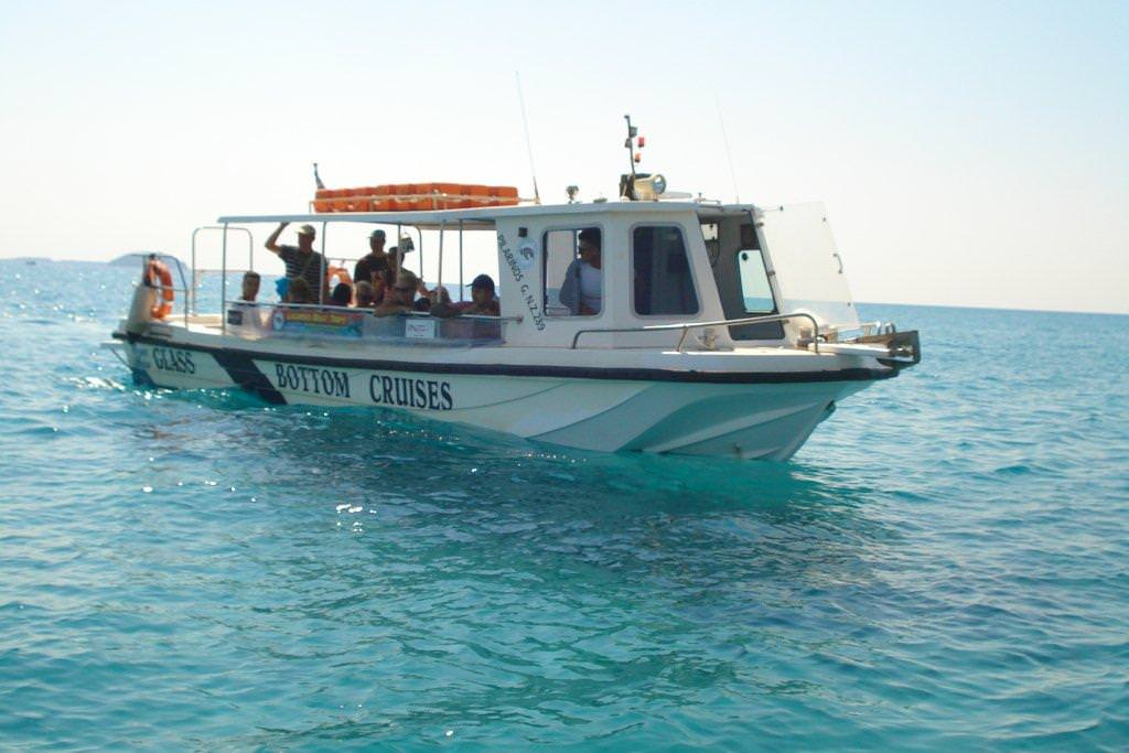 Glass Bottomed Boat