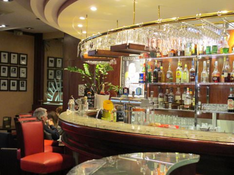 Leopold Bar, Hotel Christophe