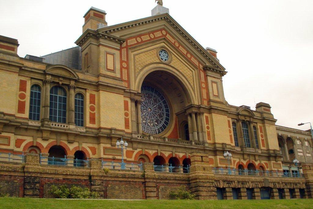 The Alexandra Palace