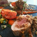 Vine Bridge Pork Loin Dish