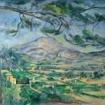 Paul Cézanne Mt. Ste. Victoire