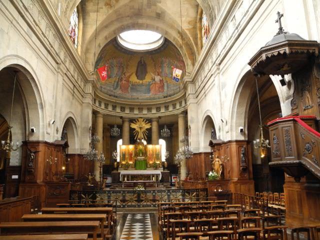 Eglise Sainte Elizabeth