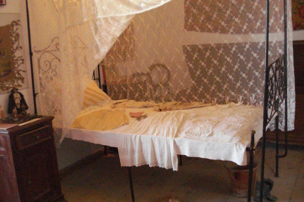 Venetian Museum bedroom