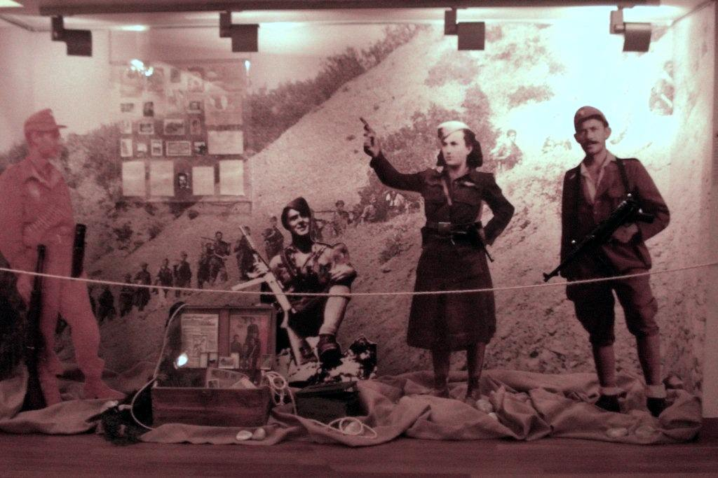 Greek Jewish Resistance Fighters