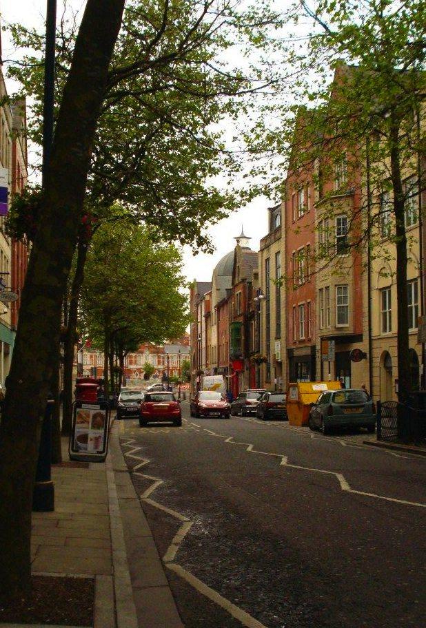 Swansea Street