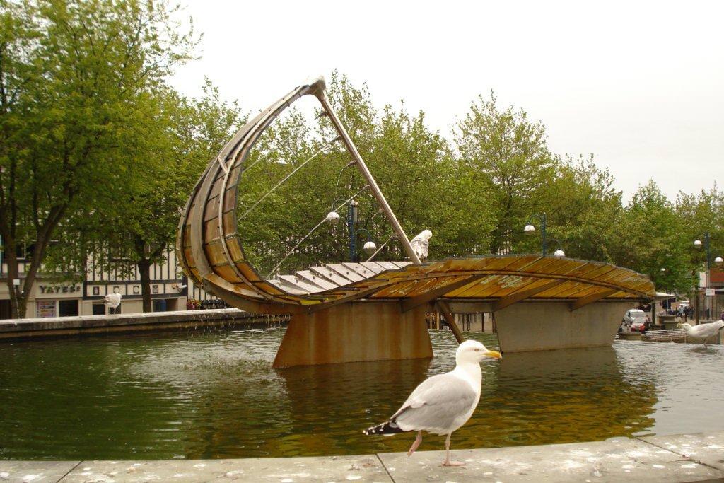 Swansea fountain