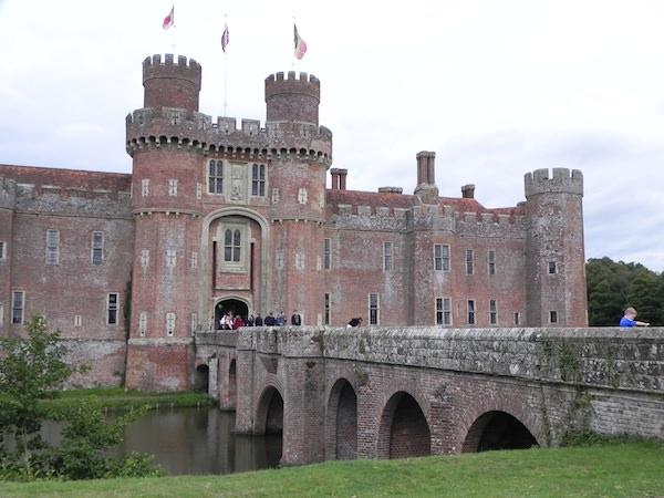 Herstmonceaux Castle