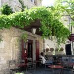 La Maison Sucrée, a creperie in Eygaliéres, France
