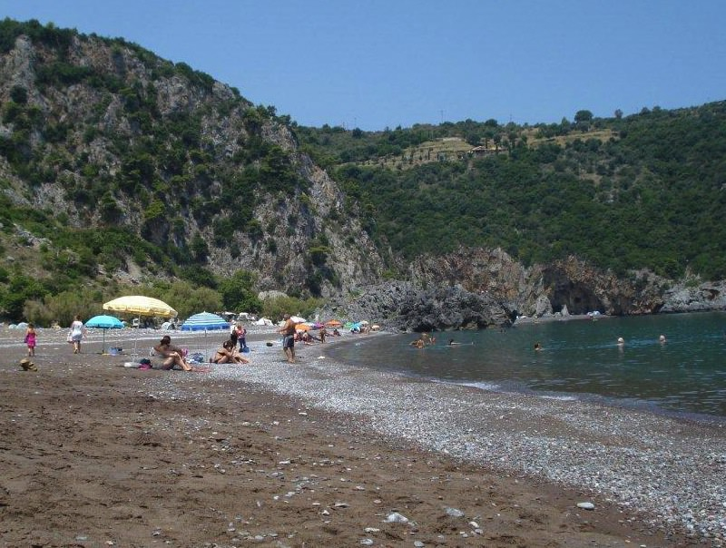 Limnionas Beach Evvia