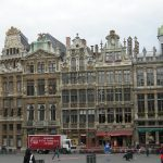 Guild houses in the Grand Place