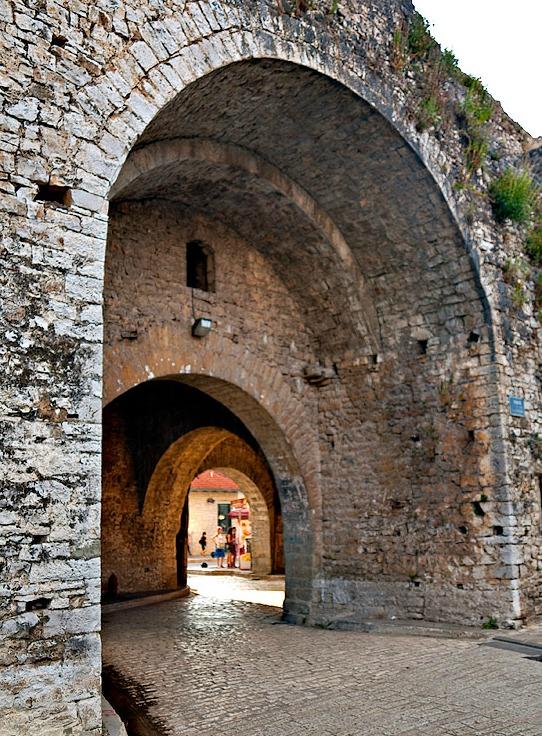 Castle Gate at Ioannina