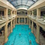 Gellert Bath Palace in Budapest
