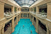 Warm Yourself in the Thermal Baths of Budapest
