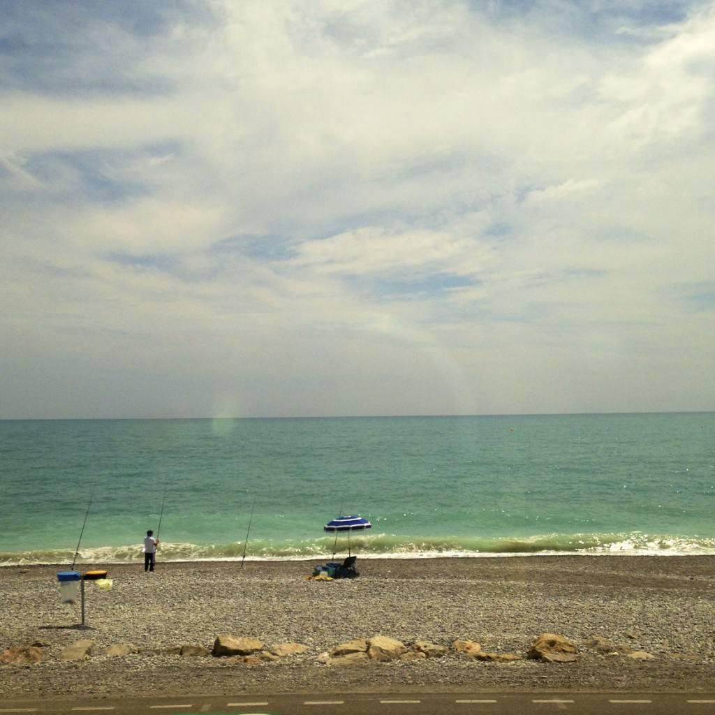 Sunny Mediterranean