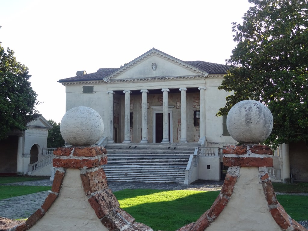 Palladio's Villa Badoer in Fratta Polesine