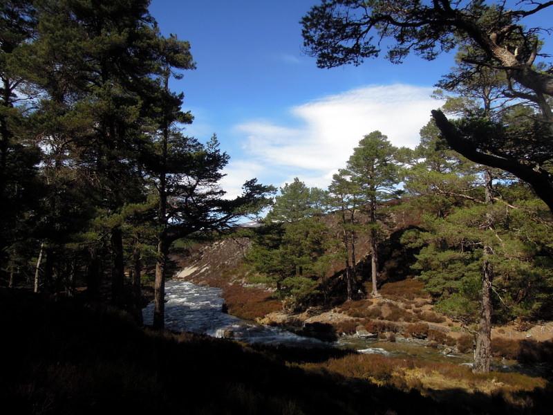 Central Highlands hiking