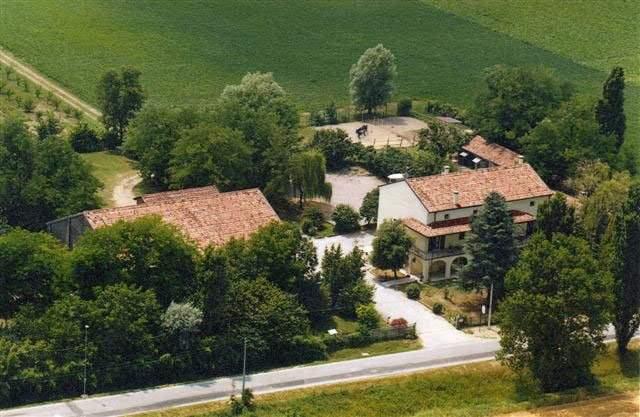 The charming Azienda Agrituristica Valgrande