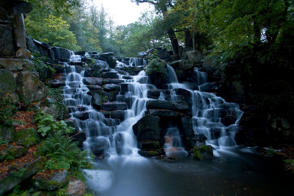 The Cascade at Virginia Water