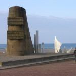 US memorial at Normandy