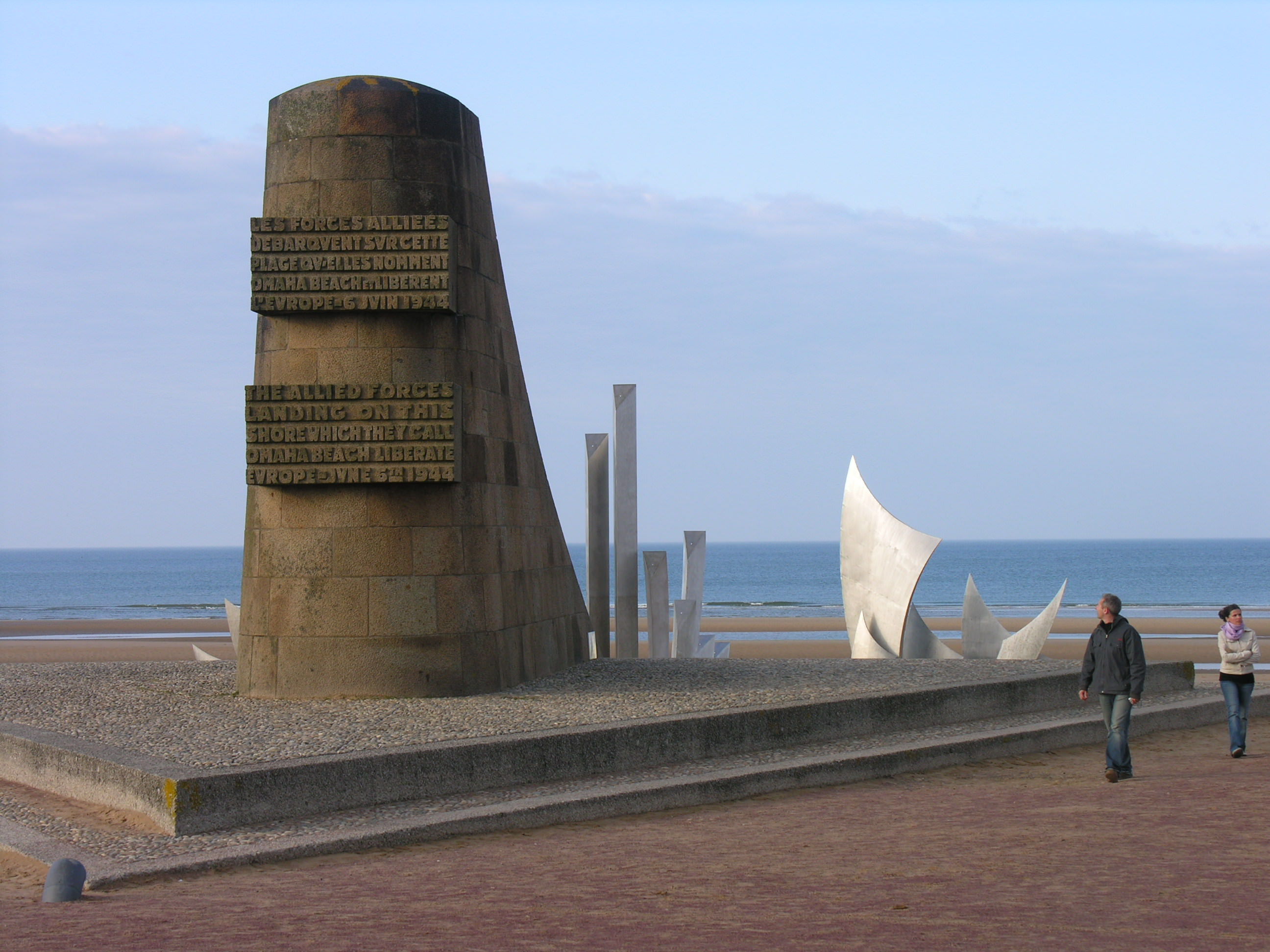 U.S. Memorial at Normandy