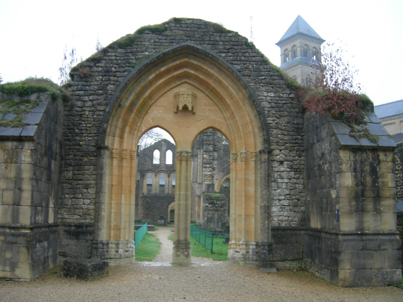 Explore the Atmospheric Ruins at Orval Monastery while You're Getting Your Trappist Beer