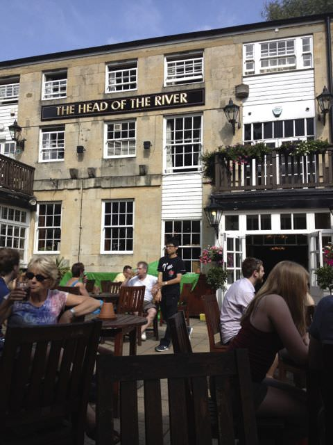 Head of the River Pub