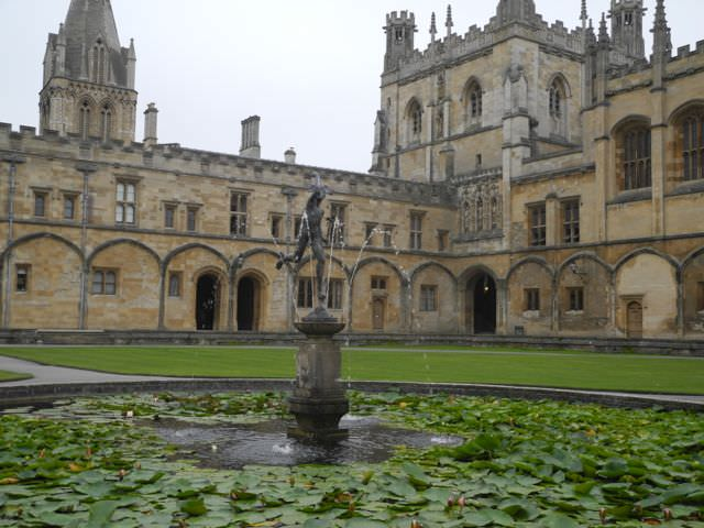 Quad Fountain