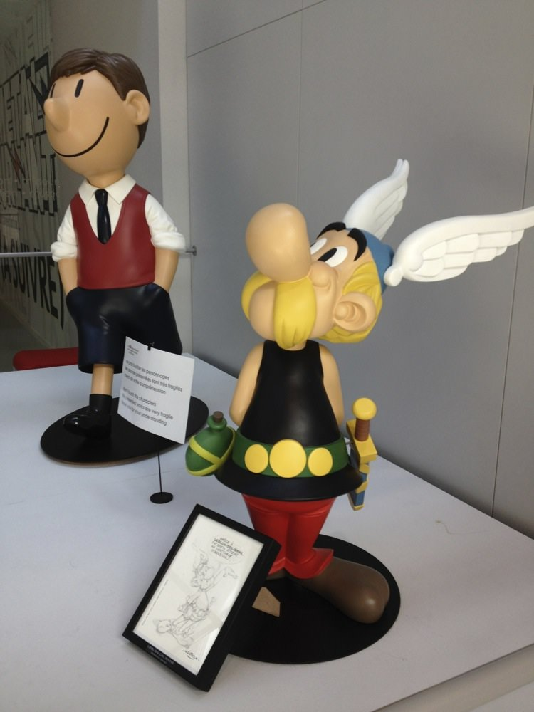 France's beloved Asterix
