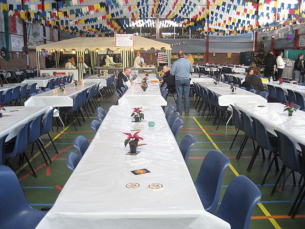 Opening time at Kerstbierfestival -Photo Courtesy William Roelens